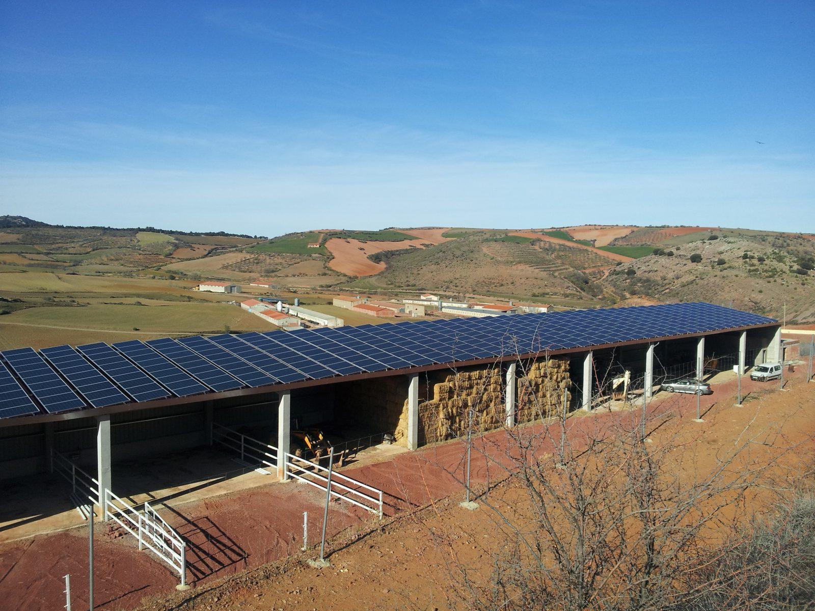 Proyecto fotovoltaico sobre cubierta de 360kW