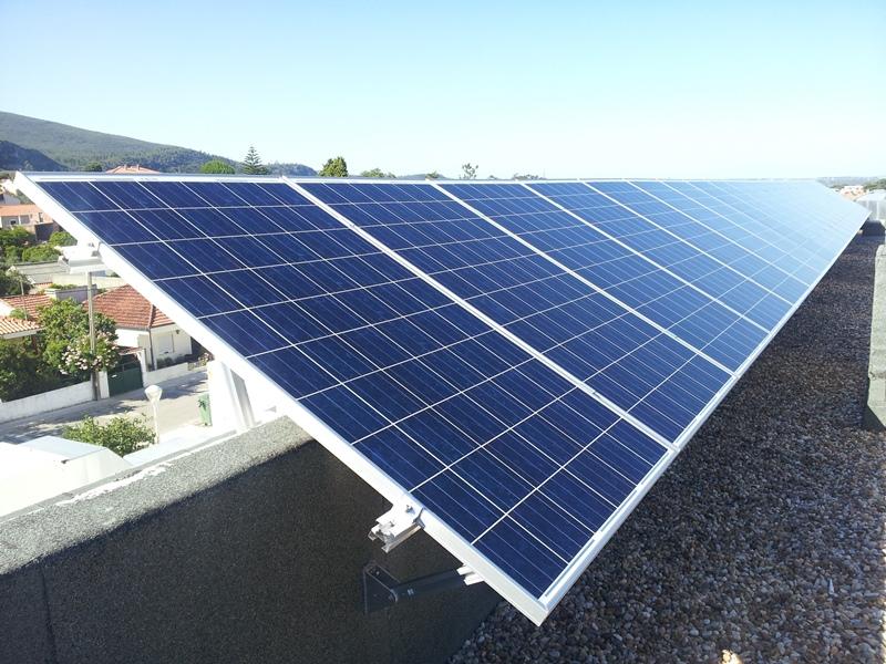 Proyecto fotovoltaico sobre cubierta de 500kW