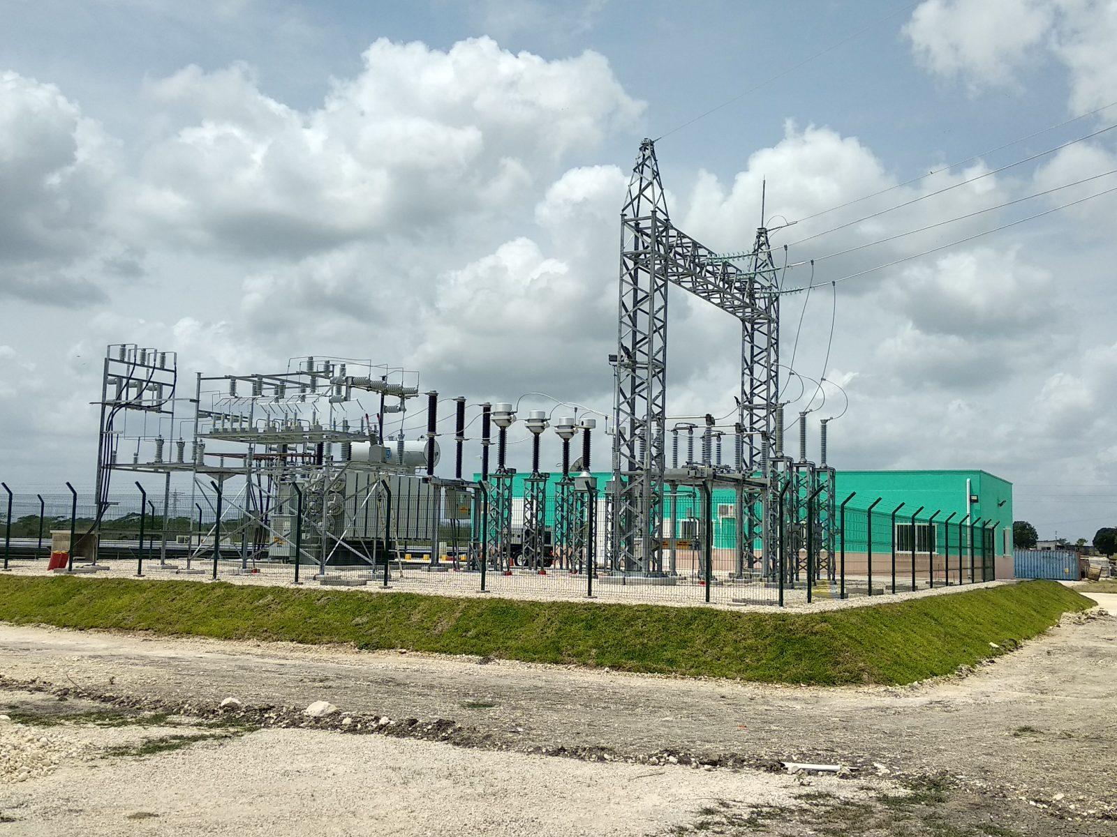 Photovoltaic solar plant maintenance: 36 MWp (Mexico)